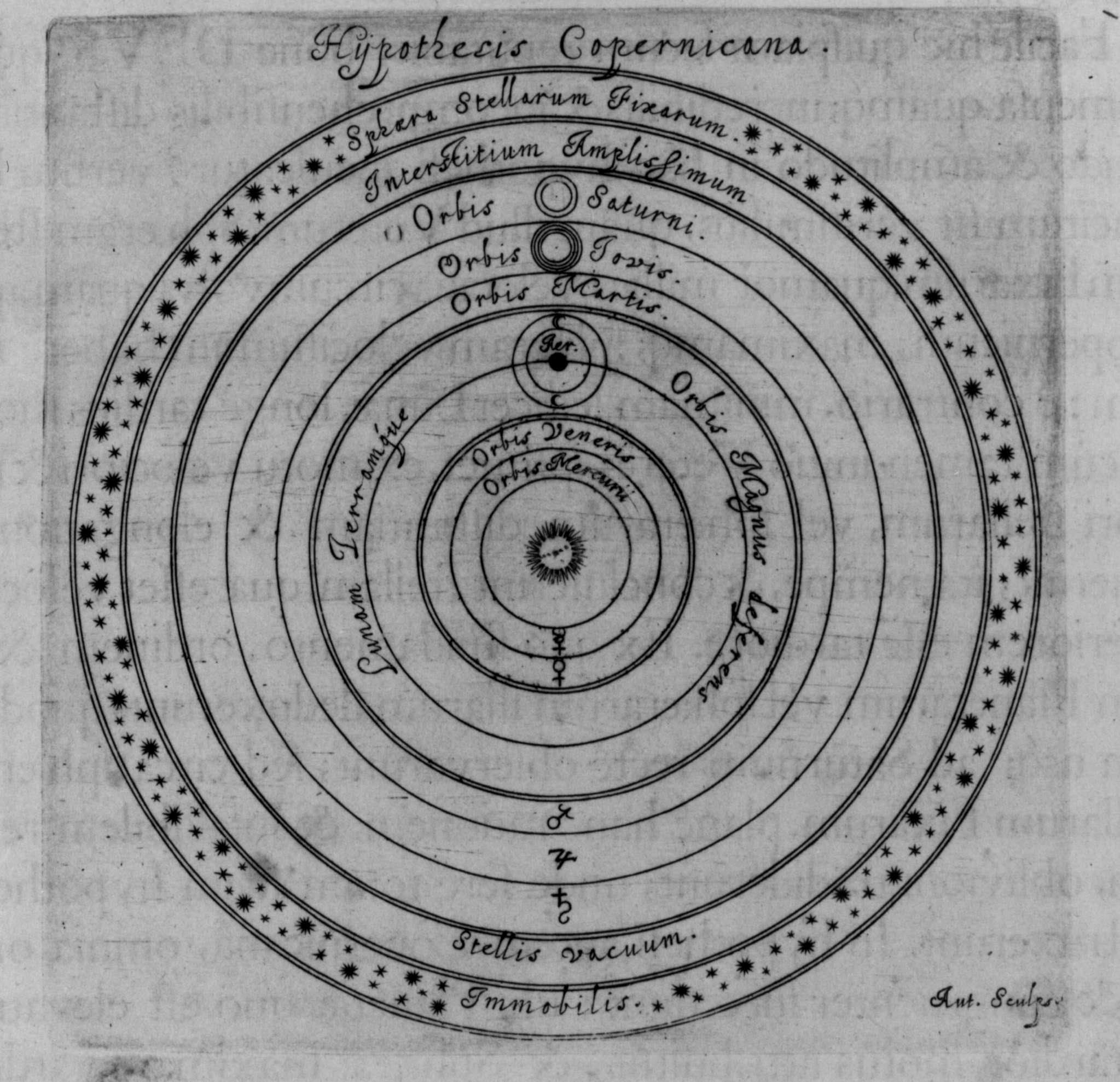 starry messenger  copernicus  ptolemy  and cosmology